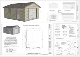 Small Picture Download Free 18 x 22 garage plans httpsdsplanscom Garage