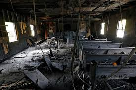 hate crimes are up but the government isn t keeping propublica a mississippi or is calling a fire in a greenville church a hate crime arson investigators are collecting evidence from the building which was tagged