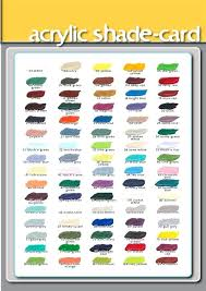 How To Mix Acrylic Paint Colors Chart Timeless Color Chart For Mixing Acrylic Paint Astm Color