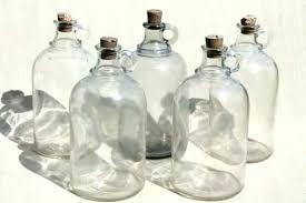 large glass jug pendant light jugs for 5 gallon blue table lamp large glass jugs
