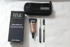 make up for ever aqua brow kit waterproof