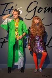 Felix Lenz and designer Sloane Lenz @ Austin Fashion Week | Austin style,  Fashion, Fashion week