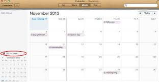 How To Add Country Holiday Calendar In Mac Calendar Mashtips