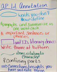 Literary Elements Anchor Chart 7 Anchor Charts That Belong In The High School English