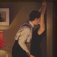Jack Vettriano - Erotic Prints - Heartbreak Publishing