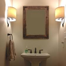 wooden bathroom mirrors. Bathroom Mirror » Wood Mirrors Inspiring Photos Of Wooden