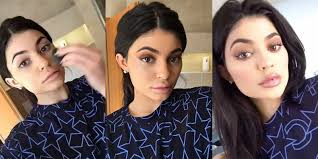 kylie jenner s entire 15 step daily makeup routine is now on snapchat