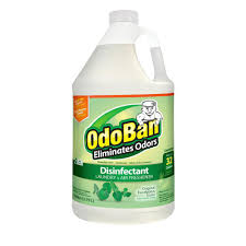 OdoBan  Gal Eucalyptus Odor Eliminator And Disinfectant Multi - Best bathroom odor eliminator