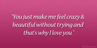 Crazy And Beautiful Quotes Best of 24 ThoughtProvoking Crazy Love Quotes