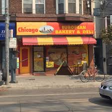 Kwa appliances on the map. Chicago Bakery And Deli Toronto On