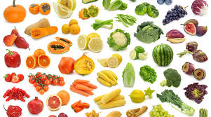 The Roy G Biv Diet Eating One Color Of Food Each Day The