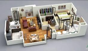 fancy 3d design home h14 in interior design ideas for home design