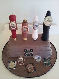 Some Wonderful Beer Themed Cakes Crust N Cakes