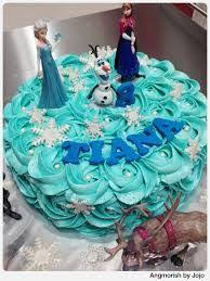 45 Best Frozen Cake Design Images Birthday Cakes Frozen Party