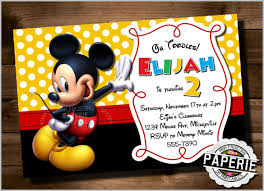 Mickey mouse birthday images free ~ Mickey mouse birthday images free ~ Free personalized mickey mouse birthday invitations lijicinu