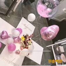 flower ng box surprise confession balloon box creative flower bag flower box proposal decorate birthday cake gift box
