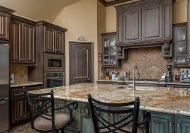 kitchens with black distressed cabinets. Image Of: DIY Distressed Kitchen Cabinets Kitchens With Black C