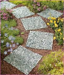 decorative garden stepping stones. Decorative Stepping Stones Garden