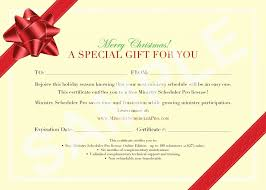 Gift Certificate Word Template Free Cool Free Hair Salon Gift Voucher Template Inspirational Santa Gift