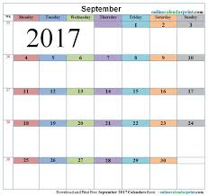 October 2017 Calendar Editable | 2017 calendar template
