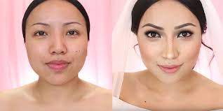 this beauty vlogger just recreated meghan markle s wedding day makeup
