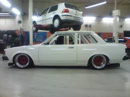 Old Classic TOYOTA corolla - I remember when you couldn't give ...