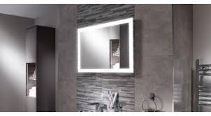 a guide to illuminated bathroom mirrors