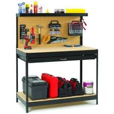 Building A Basic Workbench  The Home Depot CommunityWork Benches Home Depot