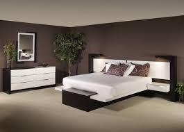 Impressive Contemporary Bedroom Furniture Design Featuring
