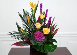 tropical mother s day flower arrangements ideas home products