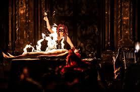 "Cynthia von Buhler: The Surrealist Behind ""The Illuminati Ball"""