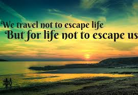 Inspirational Travel Quotes Classy Give Yourself Wanderlust With These Beautiful Travel Quotes