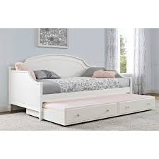 white twin daybed with trundle. Delighful Daybed 28000 Better Homes And Gardens Lillian Twin Daybed White  Walmartcom On Daybed With Trundle A