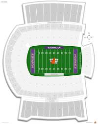 The Awesome Husky Stadium Seating Chart Seating Chart