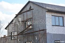 exterior renovations wall insulation