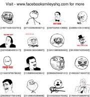 Meme Smileys Facebook Chat - meme smileys facebook chat related to ... via Relatably.com