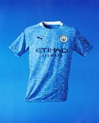Manchester City veröffentlicht neues Heimtrikot 2020/21