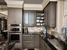 Grey Walls In Kitchen Latest Grey Kitchen Cabinets Design Ideas Kitchen Bath Ideas