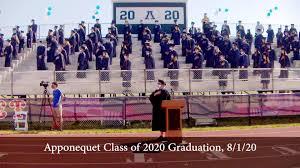 LakeCAM - Apponequet Regional High School 2020 Graduation, 8/1/20   Facebook
