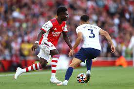 أهداف آرسنال وتوتنهام يوتيوب HD في الدوري الإنجليزي L شاهد ملخص فوز آرسنال  على توتنهام اليوم 26-9-2021 - التالتة