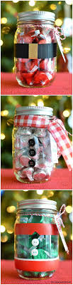 Mason Jar Christmas Gifts + Free Printable Tag