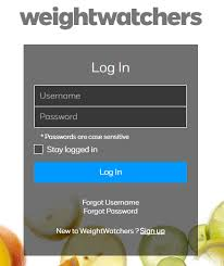 weight watchers online login. Interesting Login Weight Watchers Login And Online G