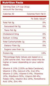 eggland s best nutrition info