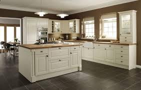 Grey Walls In Kitchen Cream Kitchen Cabinets With Grey Walls Designs Homes Design