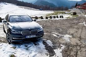 TEST DRIVE: 2016 BMW 730d xDrive - Bimmerfest - BMW Forums