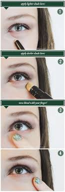 how to hide puffy eyes with concealer