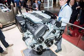 Aston Martin Prepares To Wave Bye Bye To The Mercedes Sourced V 8 To Make Way For This New More Evolved Engine Top Speed