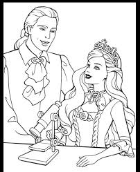 Have your imagination go wild and wide. Barbie Printable Coloring Pages For Children