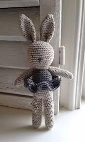 Free Crochet Bunny Pattern Amazing Amigurumi Bunny Free Pattern Amigurumi Free Patterns DOLLS
