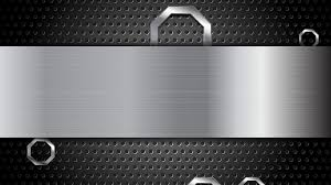 Metal Background With Moving Octagons Video Animation Hd 1920x1080